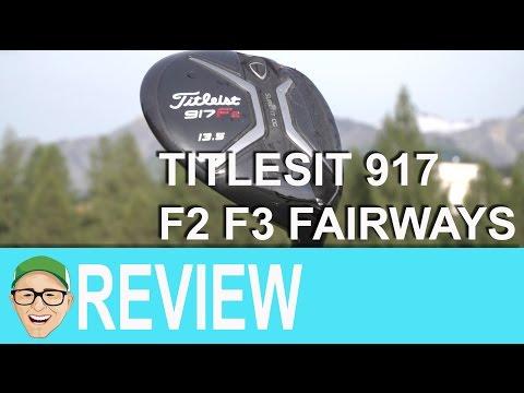 Taylormade M1 Fairway Vs Titleist 917 F2 Fairway Funnycat Tv