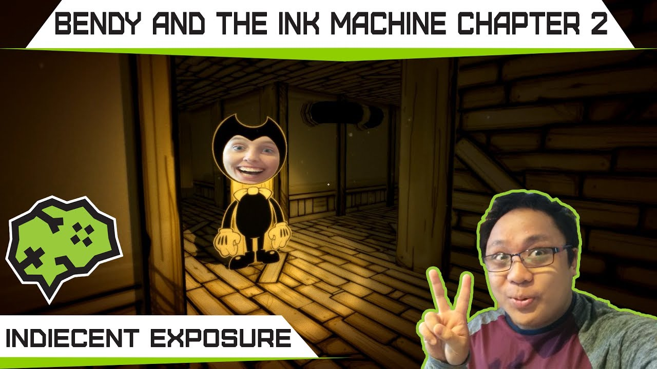 BENDY-ING OVER BACKWARDS - Bendy and The Ink Machine ...