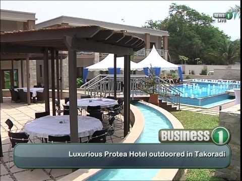 Takoradi gets second 4-star hotel