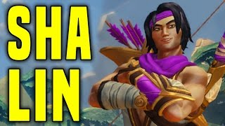 Sha Lin Competitive! Crazy! | Paladins Sha Lin Gameplay