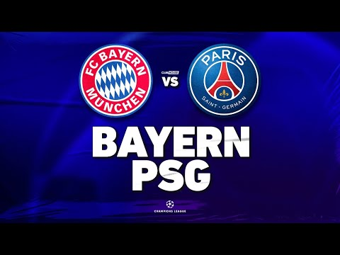 🔴 BAYERN – PSG // CHAMPIONS LEAGUE // ClubHouse ( paris vs bayern )