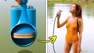 Clever CAMPING GADGETS Aฑd OUTDOOR Tricks That Will Help You To Relax And Enjoy Your Rest