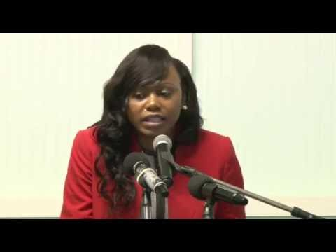 Remarks at a Special Constituency Association Meeting in Soufriere