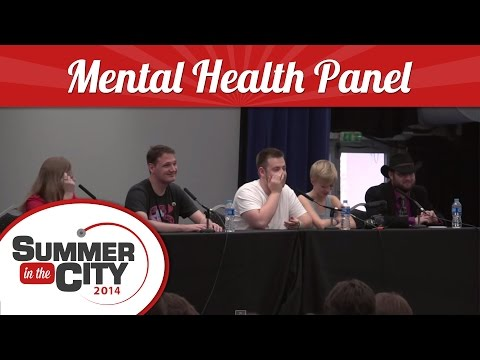 Mental Health Panel - Summer in the City 2014