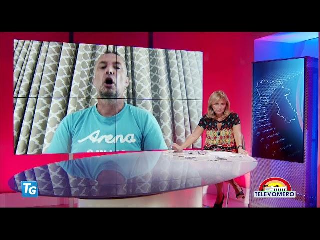 TELEVOMERO NOTIZIE IN COLLEGAMENTO CON ANDREA DI NINO – AD INTERNATIONAL SWIMMING LEAGUE