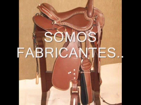Talabarteria ppp articulos de cuero para el caballo youtube for Accesorios para caballos