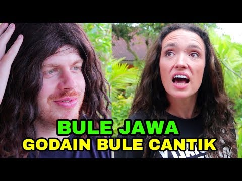 BULE JOWO GODAIN BULE CANTIK Sacha Stevenson  JONGLISH SERIES