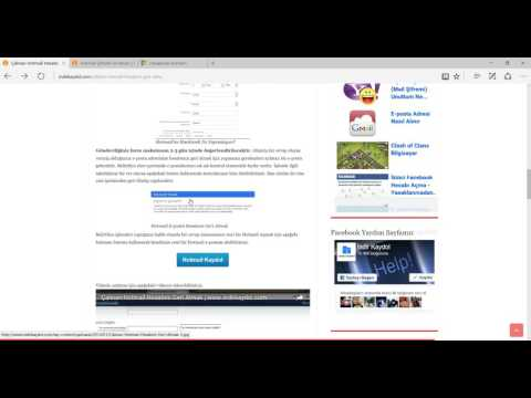 Hotmail Hesap Kurtarma Nasıl Yapılır