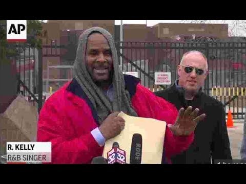 R. KELLY RELEASED FROM JAIL VIA DONOR(S), STATEMENTS MADE & QUESTIONS ANSWERED TO THE PRESS/PUBLIC🗣 Mp3