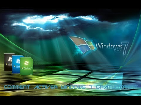 Comment activer Windows 7 à vie