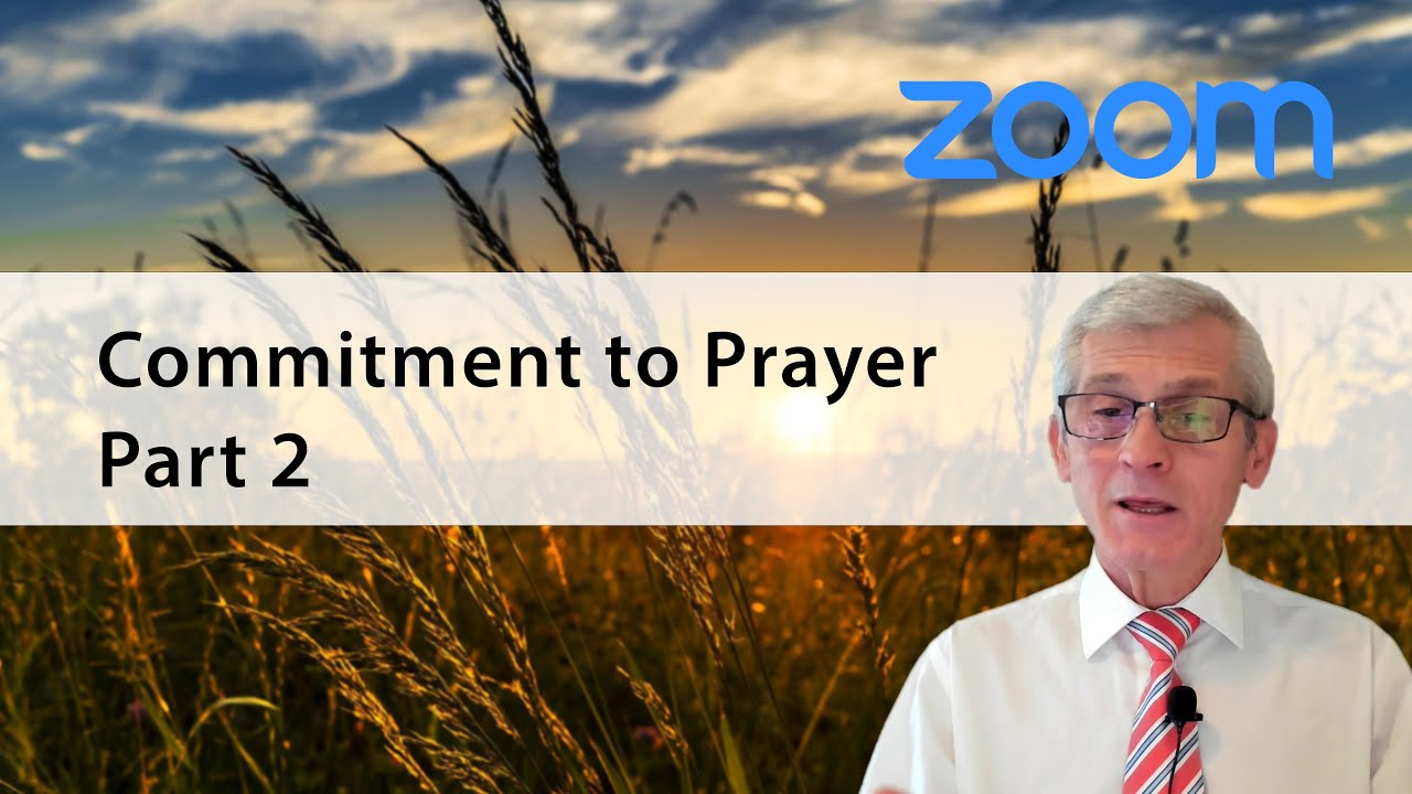 Download Pavel Goia - Pray Without Ceasing | Commitment to Prayer Part 2
