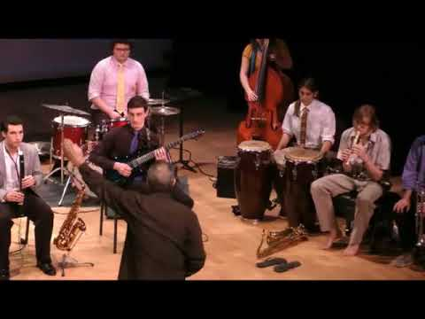 Soundpainting - Walter Thompson & the Columbia U. Jazz Ensemble