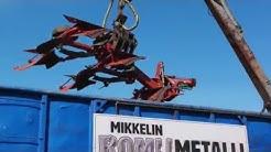 Mikkelin Romumetalli Oy - metallin kierrätys