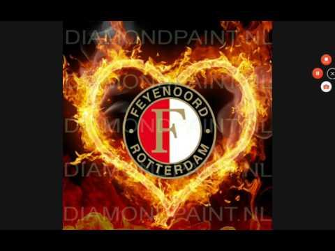 Feyenoord lied bij doelpunt