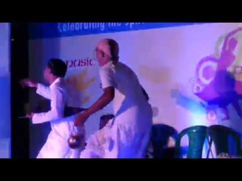 Nandalal and Debdulal song, Joydeb Mahata & Arijit Das, pre puja prgrm, TCGLS, Salt lake, kolkata.