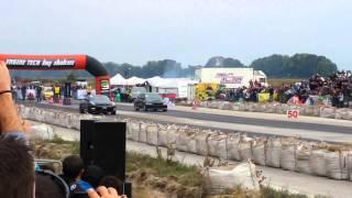 Θήβα dragster 5/10/2014 Βενζινάς