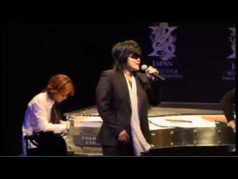 X Japan - Forever Love (2010-07-08 Acoustic Live)
