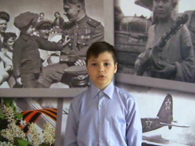 Изображение предпросмотра прочтения – РоманДвинянинов читает произведение «Мальчик из села Поповки» С.Я.Маршака