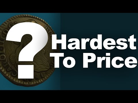 What's the Most Difficult Coin Market to Price?