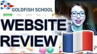 Review: Goldfish School Language Learning Software