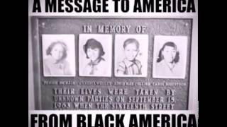 A message from Black in America