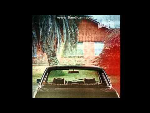 Arcade Fire - Wasted Hours (Lyrics)