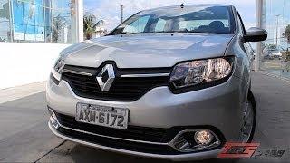 Avaliação Renault Logan Dynamique | Canal Top Speed