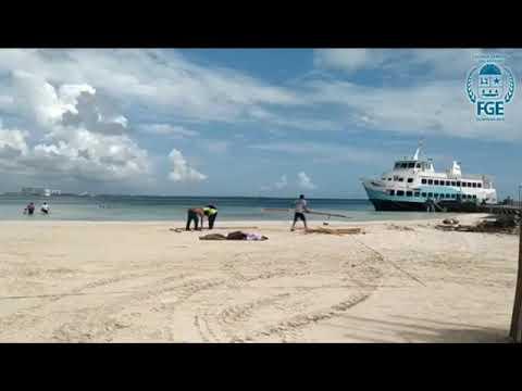 """SEDENA, SEMAR, GN y autoridades de Quintana Roo activaron el operativo """"Playa Segura"""""""