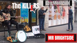 The Killers - Mr Brightside Incredible acoustic cover   Ben Monteith 4k