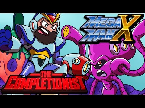 Mega Man X - The Completionist New Game Plus Review