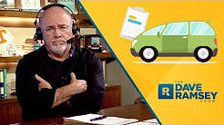 Leasing vs. Buying a Car - Dave Ramsey Rant