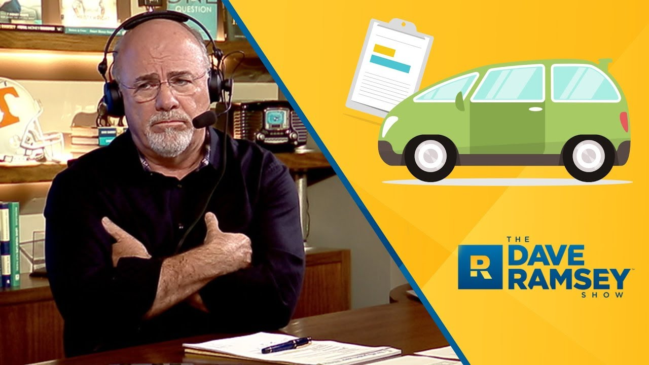 2476b97116 Leasing vs. Buying a Car - Dave Ramsey Rant - YouTube