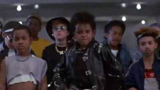 Bad Michael Jackson (Moonwalker) kids version