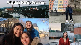 North Rhine-Westphalia, Germany Vlog - 7 Cities!!