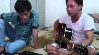 Rừng Lá Thấp guitar cover