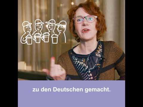 Ulrike Guerot, der Deutschen Bank AG: Der Nationalstaat muss in Europa abgeschafft werden!