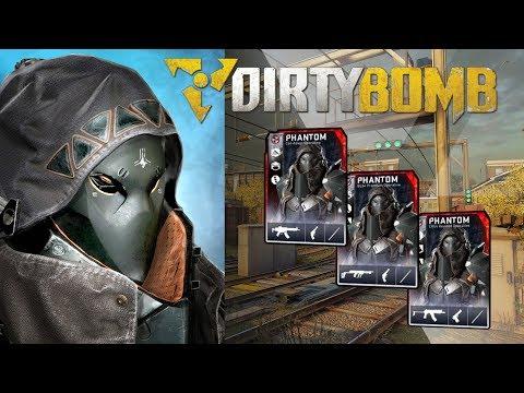 Dirty Bomb - Final Assault Event / Obsidian Phantom Gameplay (42-14)