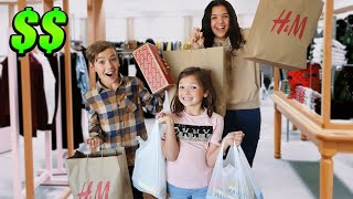 WHAT did you BUY?!  Shopping CHALLeNGe!
