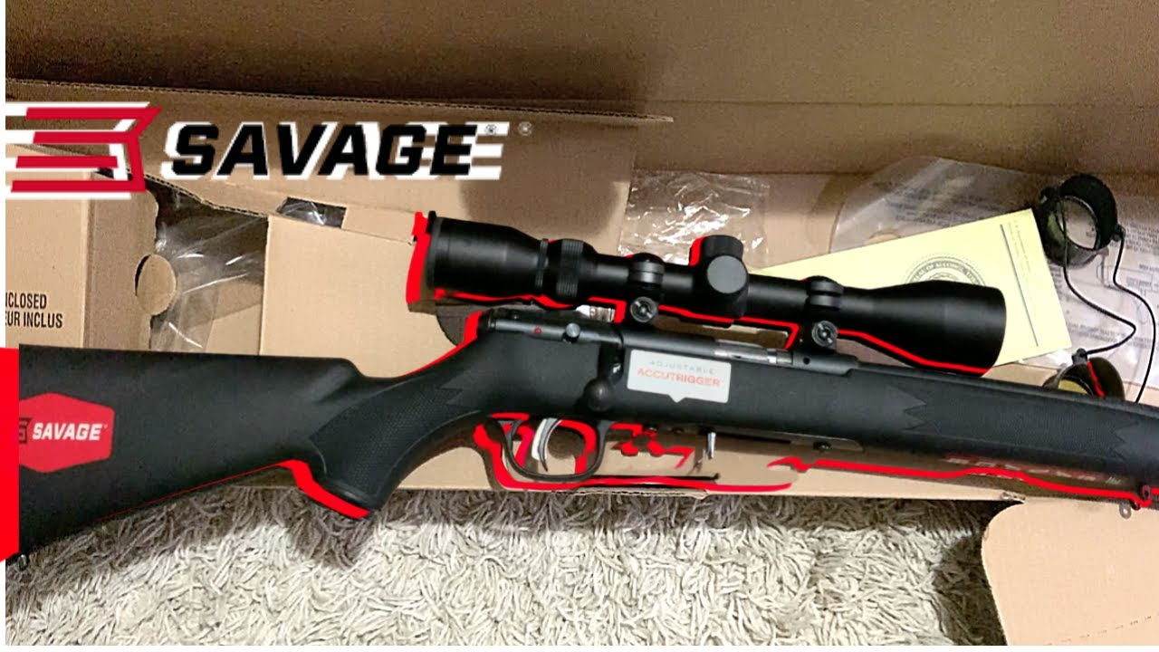Download **UNBOXING** NEW Savage 93R17 FXP 17 hmr || Affordable Varmint and Target Gun during the Pandemic||