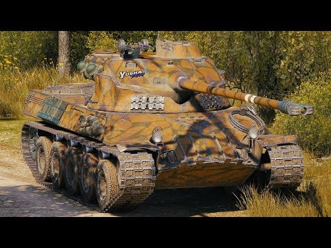 World of Tanks Lorraine 40t - 9 Kills 7,9K Damage (1 VS 6)