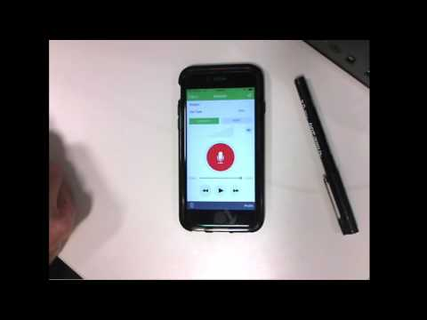 Winscribe Demo   SmartPhone
