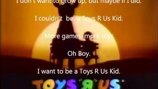 Toy R Us Theme Song 1980 Hd