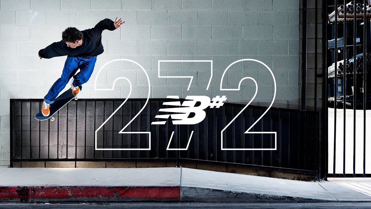 Download New Balance Numeric '272'
