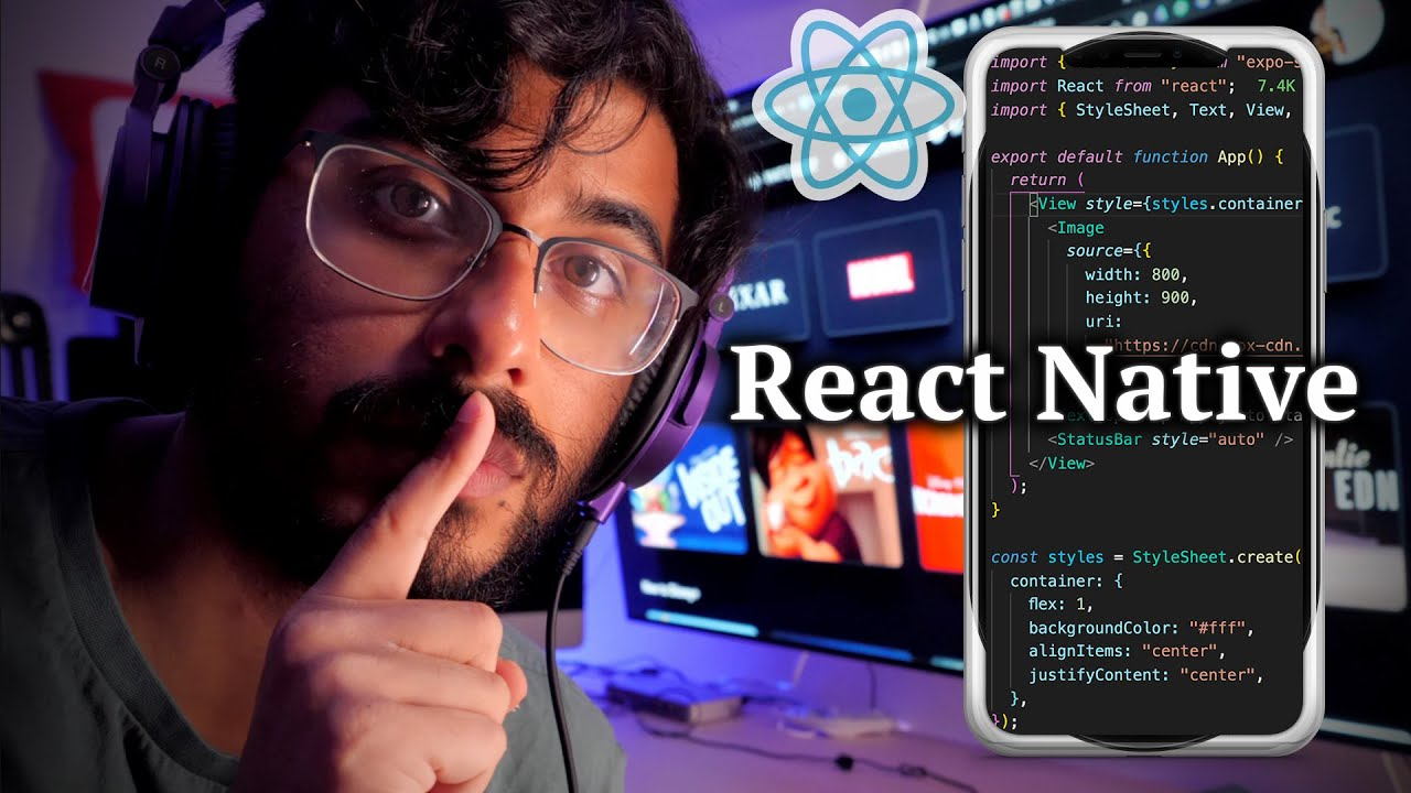 Learn How to Build Your First App with React Native (Chill Sesh)