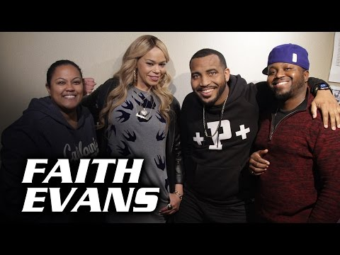 Faith Evans Talks 'The King And I' Album, Untold Biggie Stories + Weighs In On Nicki & Remy Beef