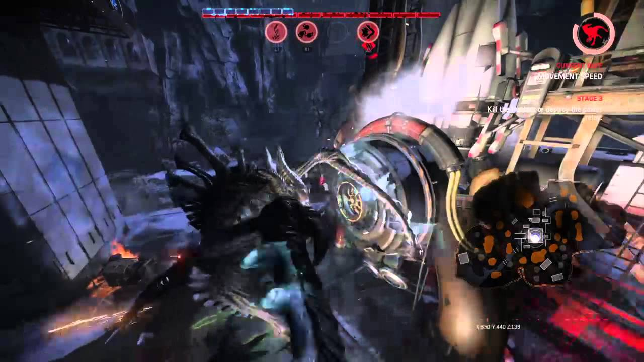 Evolve Destroying The Power Relay In Hunt Mode YouTube - Power Relay Evolve