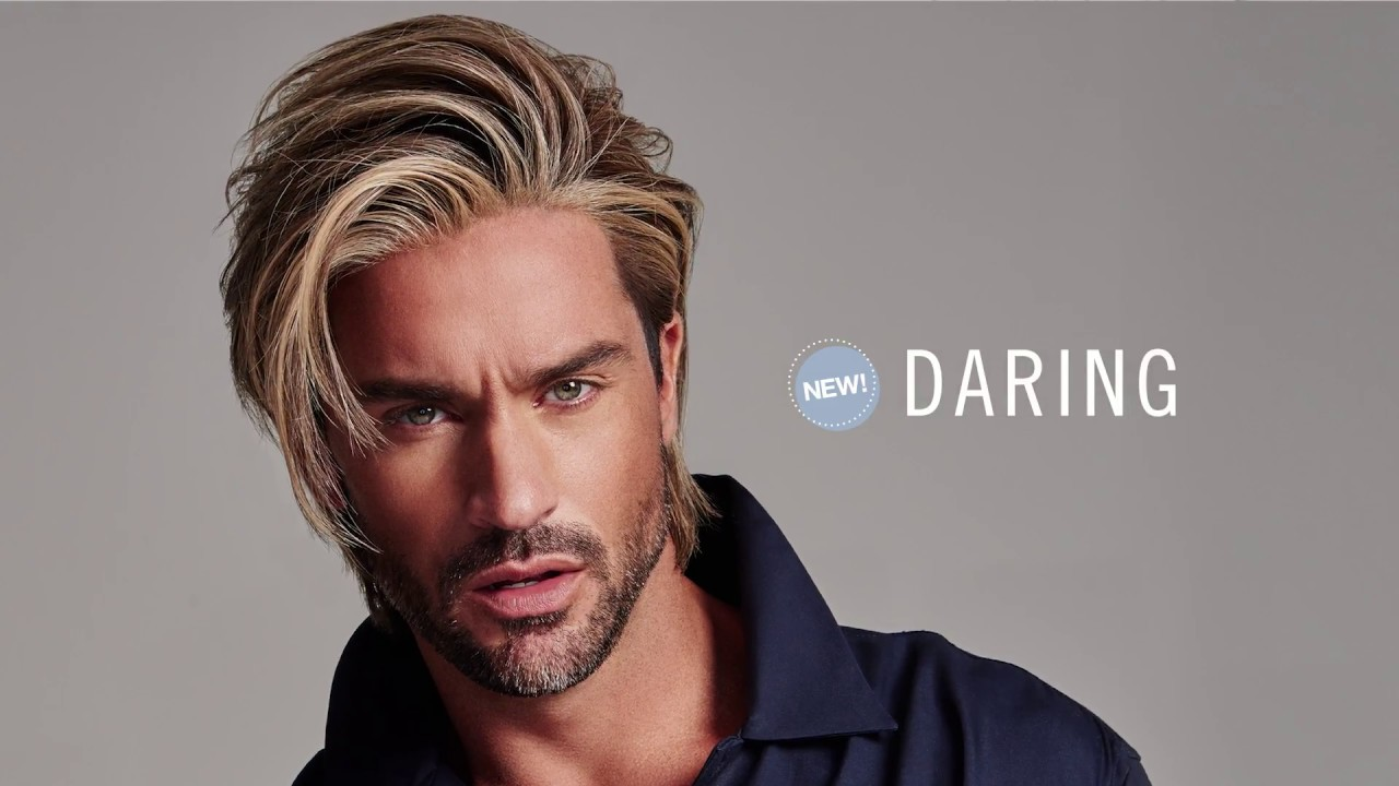 Men S Wig Collection Him By Hairuwear Youtube