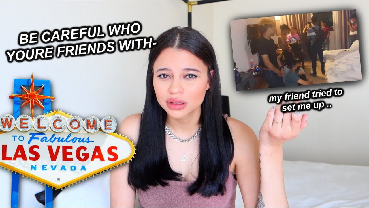 Download my friend tried to set me up in vegas.. *scary storytime*