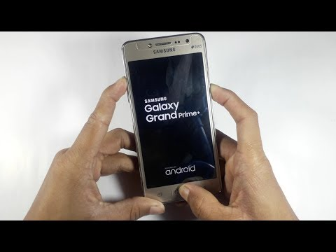 Hard Reset Samsung Galaxy Grand Prime Plus