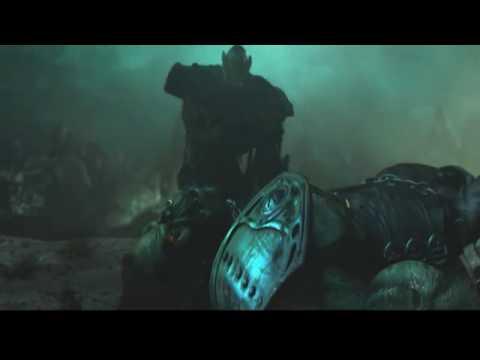 История Warcraft 3 + Заставки и ролики из игры